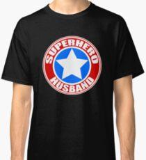 Superhero Husband Classic T-Shirt