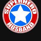 Superheld Ehemann von JCDesignsUK