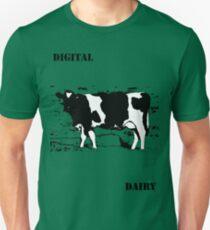 digital dairy Unisex T-Shirt