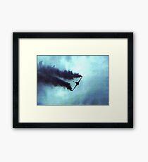 F16 Framed Print