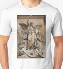 Sculptures At The Opera - 3 © Unisex T-Shirt