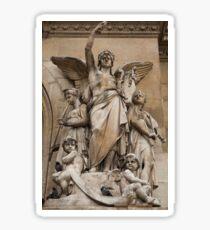 Sculptures At The Opera - 3 © Sticker
