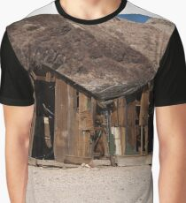 Abandoned Buildings Graphic T-Shirt