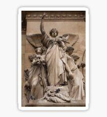 Sculptures At The Opera - 4 © Sticker