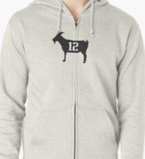 tom brady 12 goat T-Shirt