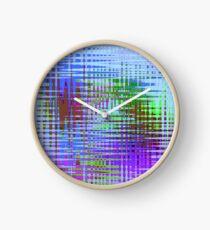 Electron Gate Lilac - Electron Series 019 Clock