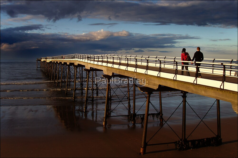 Pier by PaulBradley