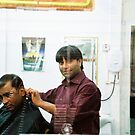the happy hairdresser by watersplita