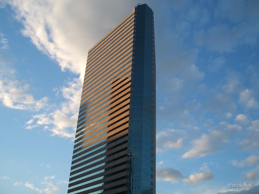 Tall building  by theokojak