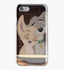 Angel and Scamp iPhone Case/Skin