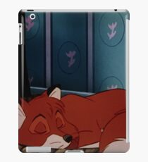 Sleeping Todd iPad Case/Skin