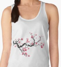 Kodama on a cherry tree Women's Tank Top