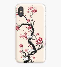 Kodama on a cherry tree iPhone Case