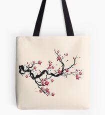 Kodama sur un arbre de la cerise Tote bag