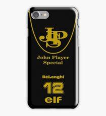 LOTUS 98T JPS - 1986 SENNA iPhone Case/Skin