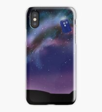 Time and Relative Dimension...In Space! iPhone Case/Skin