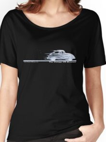 Classic VW BuGs Speedy Beetle The Vintage VW Movement Women's Relaxed Fit T-Shirt