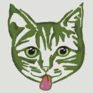 Big Green Mollycat by Alan Hogan