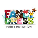 Fancy Dress Party Invitation by mattoakley