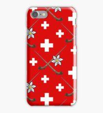 Switzerland - Schweiz - Suisse - Svizzera iPhone Case/Skin