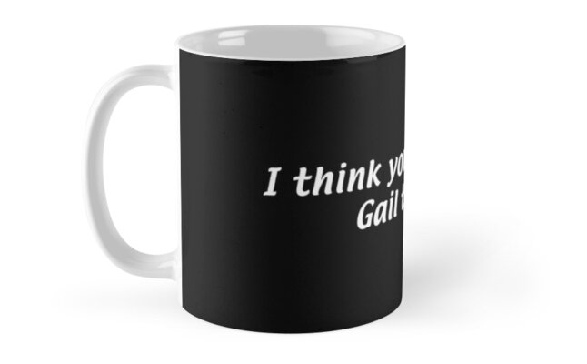 Bang Gail The Snail Always Sunny In Philadelphia Mugs By