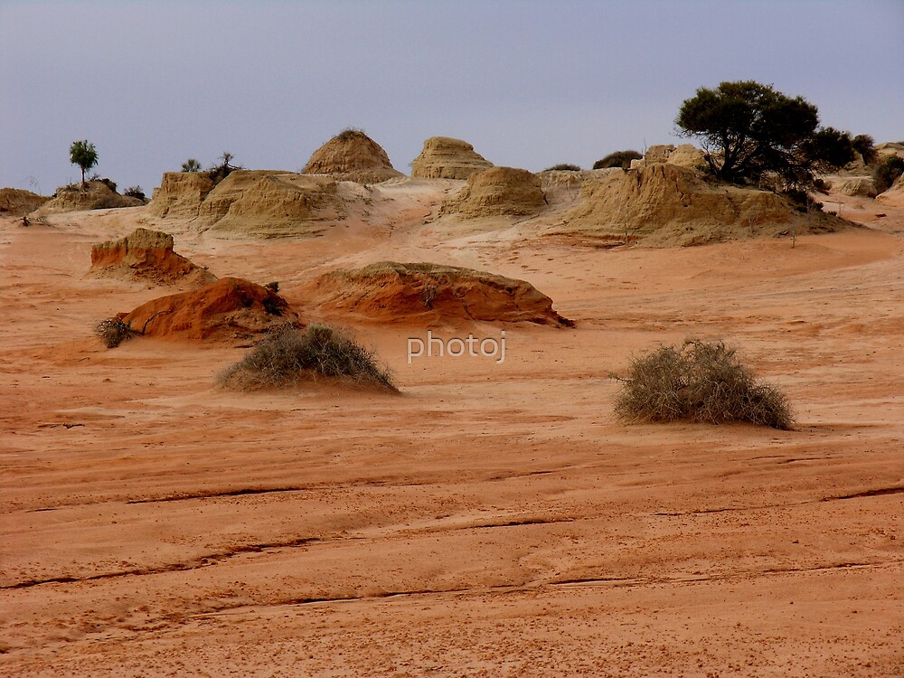 photoj Australia - N.S.W., Mungo National Park by photoj