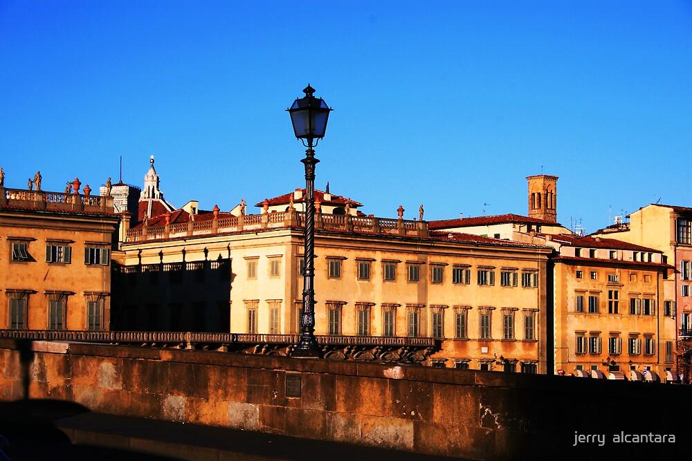 the old city by jerry  alcantara