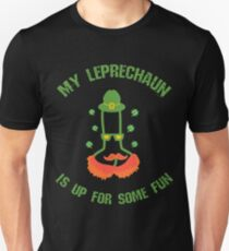 Your Leprechaun wants some fun Unisex T-Shirt