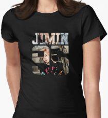 BTS JIMIN YNWA 02 Women's Fitted T-Shirt
