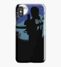 Wings Of Survival (Daryl) iPhone Case/Skin