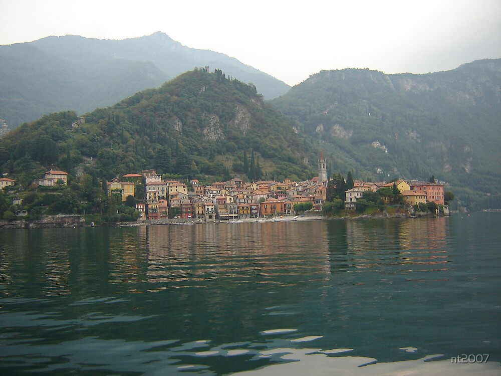 Lake Como in September by nt2007