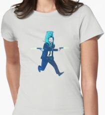 John Wick Womens Fitted T-Shirt