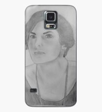 Mary Crawley - Downton Abbey Case/Skin for Samsung Galaxy