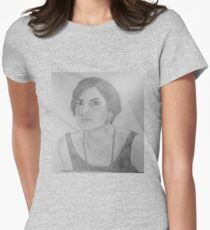 Mary Crawley - Downton Abbey Women's Fitted T-Shirt