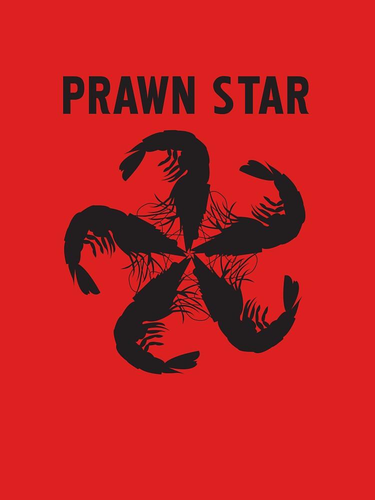 Prawn Star by mosesdesigns
