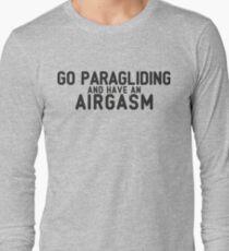 Go paragliding Long Sleeve T-Shirt