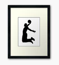 NBA Framed Print