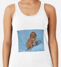 Max- The Puppy Love Doctor is IN Women's Tank Top
