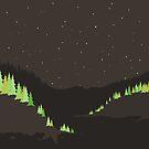 River mountain2 by Aleksander1