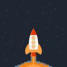 Rocket by Aleksander1