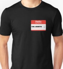 Hello my name is the Senate Unisex T-Shirt