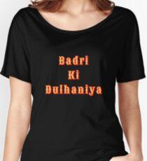 badri ki dulhaniya Women's Relaxed Fit T-Shirt