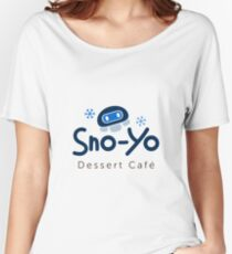 Mei's Sno-Yo Dessert Cafe Women's Relaxed Fit T-Shirt