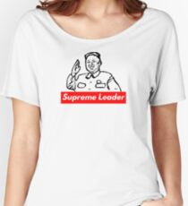 Supreme Leader Women's Relaxed Fit T-Shirt