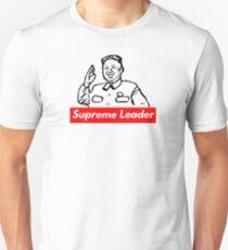 Supreme Leader Unisex T-Shirt