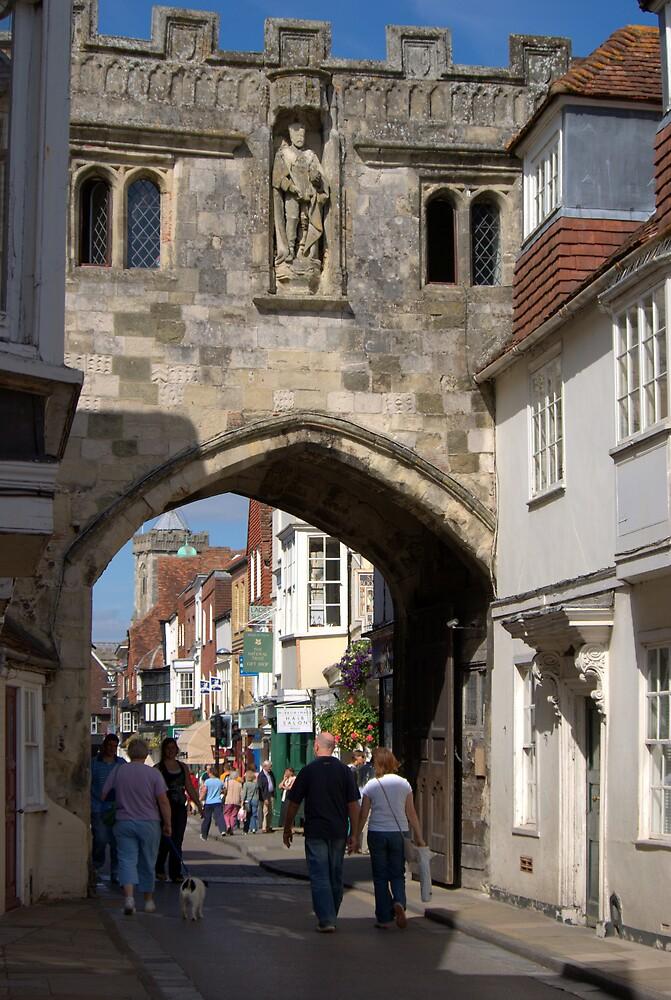 Salisbury by John Thurgood