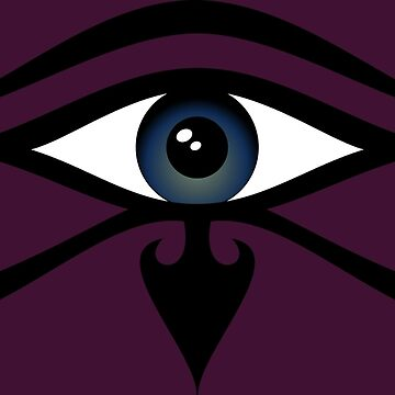 Third Eye egyptian style by uredian