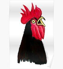 Big Black Cock Poster