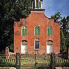 Rodney Presbyterian Church by Jonicool