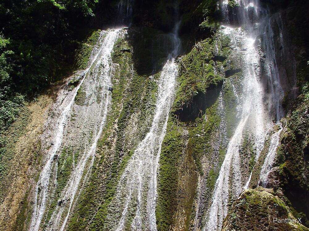 Waterfall by PantherX